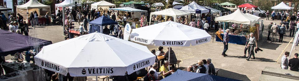 Kunst- und Handwerkermarkt 2019